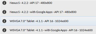 [SOFT][4.1+] Genymotion : Emuler/Utiliser Android sur un PC / Ordinateur [30.07.2013] 265649595