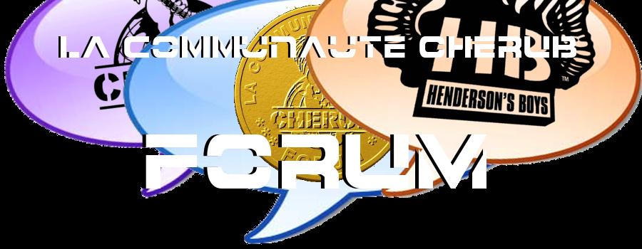La communauté CHERUB