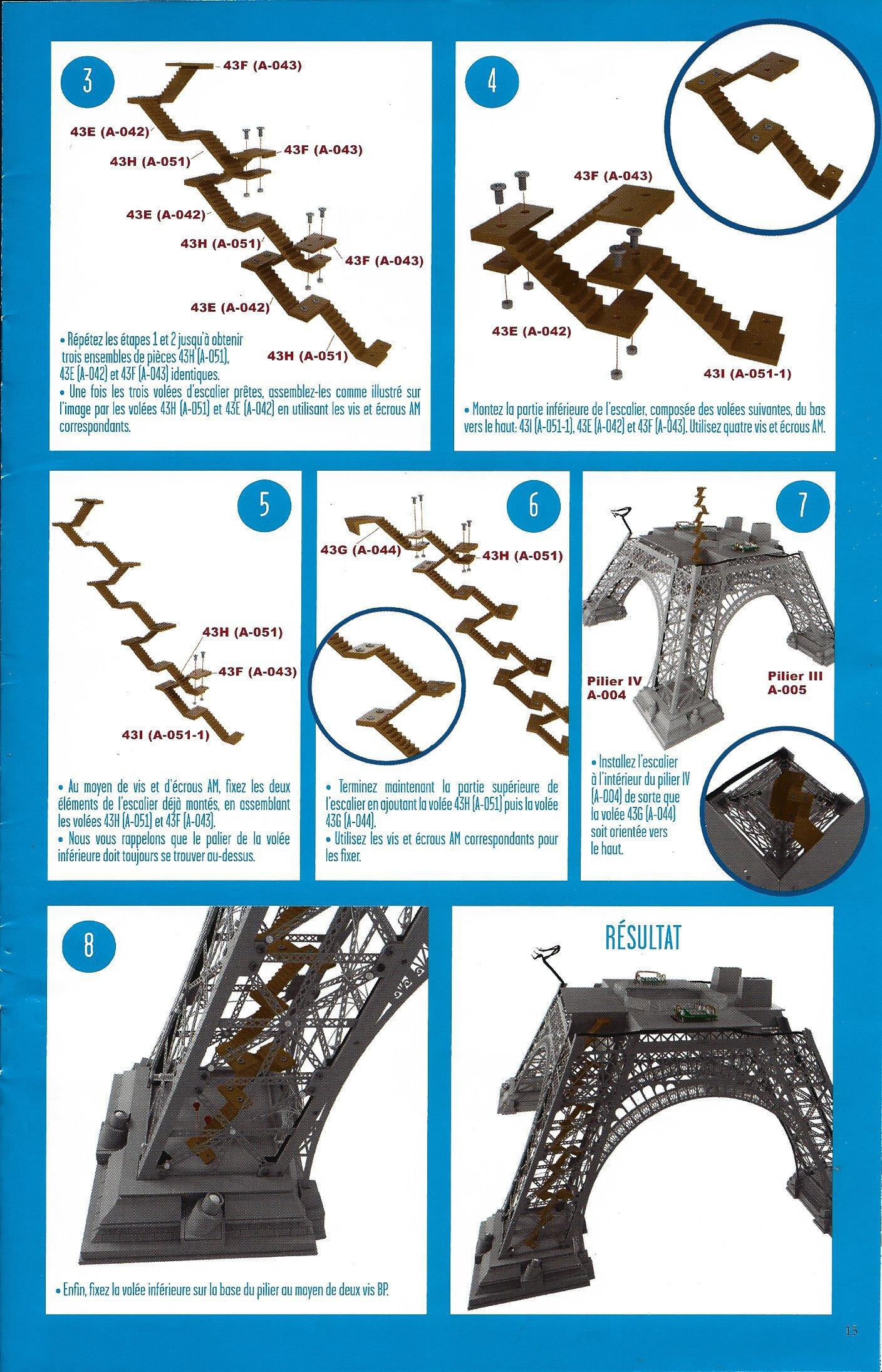 Numéro 43 - Je construis la Tour Eiffel - La Tour dans les films d'action et les comédies 26594343c