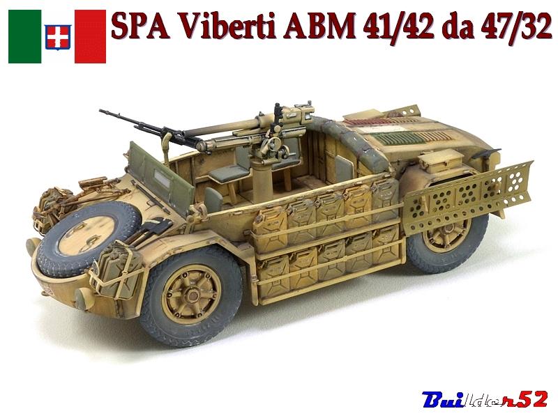 ABM 41/42  AT 47/32 - Italeri 1/35 267071P1050193