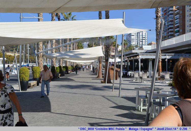 Z06 / C/R MSC.... Poesia 21/10 au 30/10 2014   Gêne Malaga Casablanca Lisbonne Barcelone Marseille 267461DSC0059