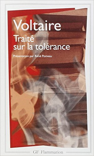 Traité sur la tolérance 267685CouvTrait