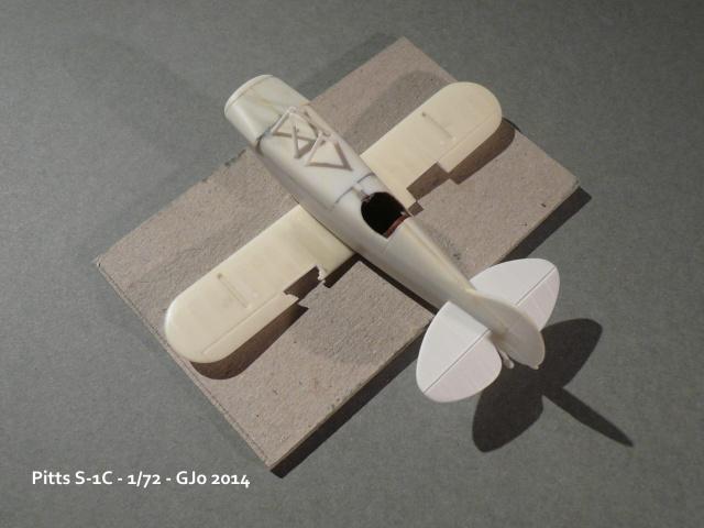 Trois bricoles pour un Pitts - kit LS - 1/72 268767Pitts7211