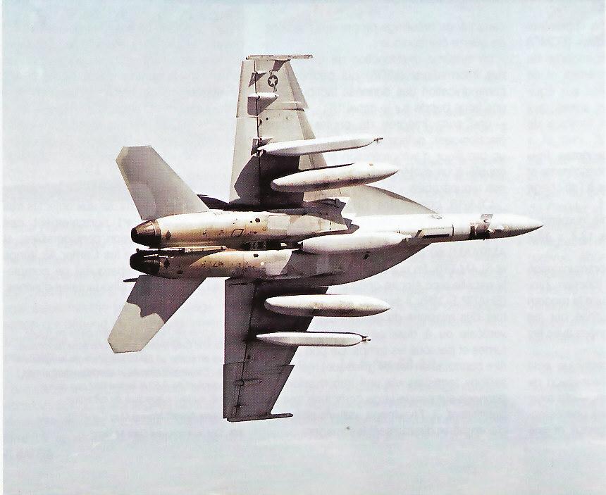 BOEING F/A-18E et F SUPER HORNET  269439BoeingEA18Growler5