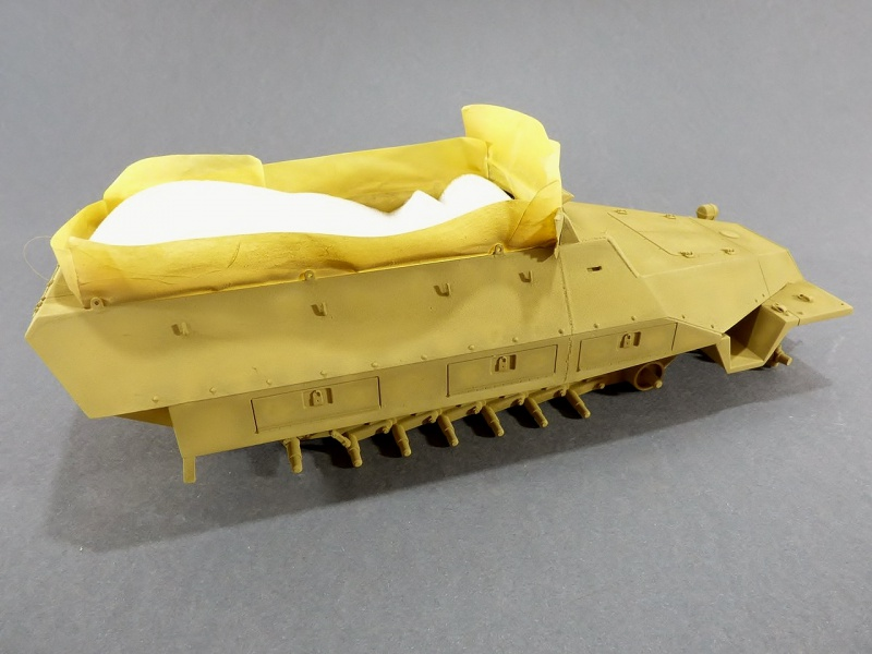 sdkfz - SdkFz 251 / 9  Tamiya / AFV 269520P1060366Copier