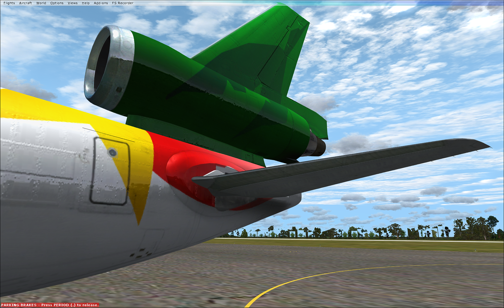 """Cameroonising Heavily"" Flight Simulator for a while now... 271188Screenshot9269"
