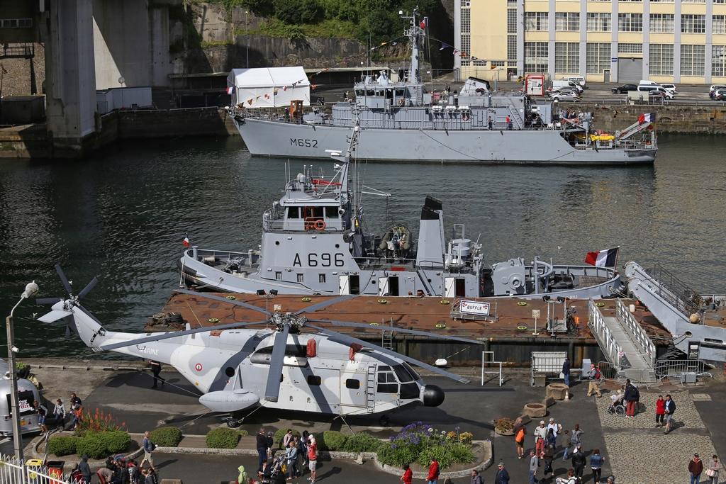 A l'occasion des Fêtes maritimes de Brest 2016 271760IMG555813072016102858