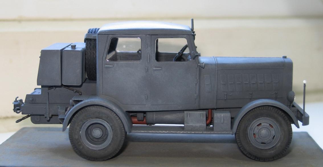 tracteur Hanomag SS 100  Takom 1/35 272211IMG0037