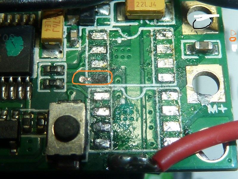 Platine MR 03 HS !  274311P1040212Copiermod