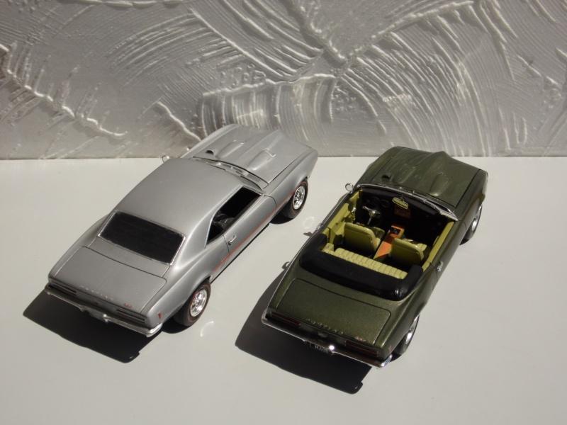 Pontiac Firebird 68 cab. (Fini)  - Page 2 275025SAM3991