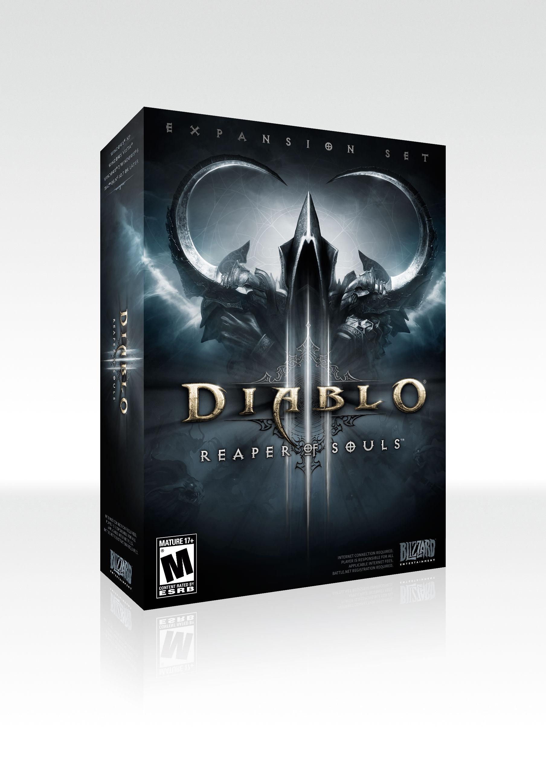 Reaper of souls nouvelle extension de Diablo III 275562793