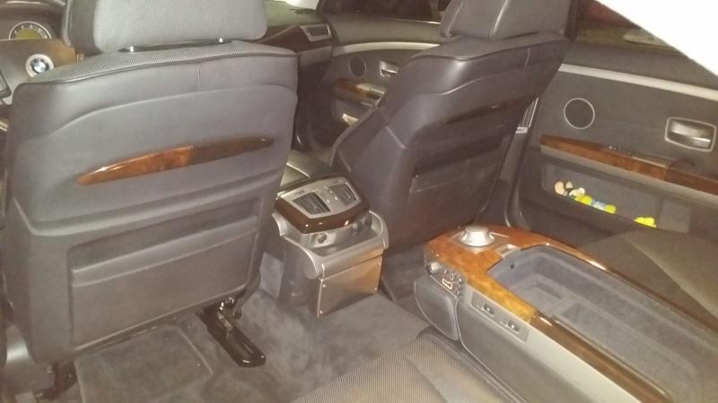 BMW 760 LIA E66 276106233