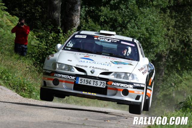 4 et 5 juin rallye matheysine, ouveture en 5 turbo 276246brun