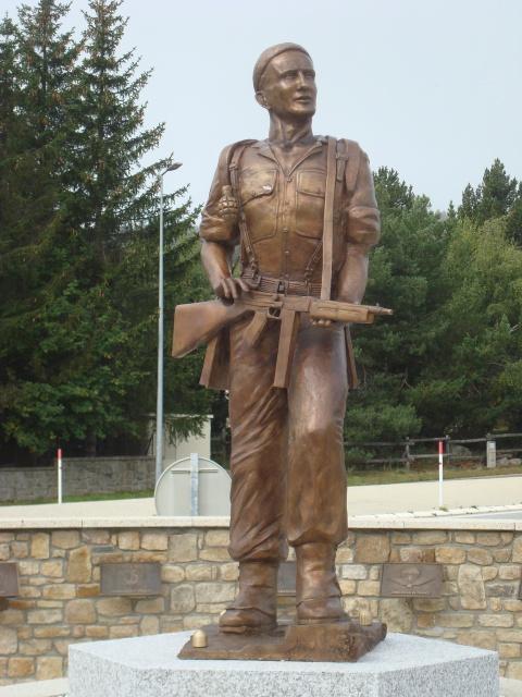 Mémorial Chocs et Commandos    MONT-LOUIS 30 sept 2014 277212111