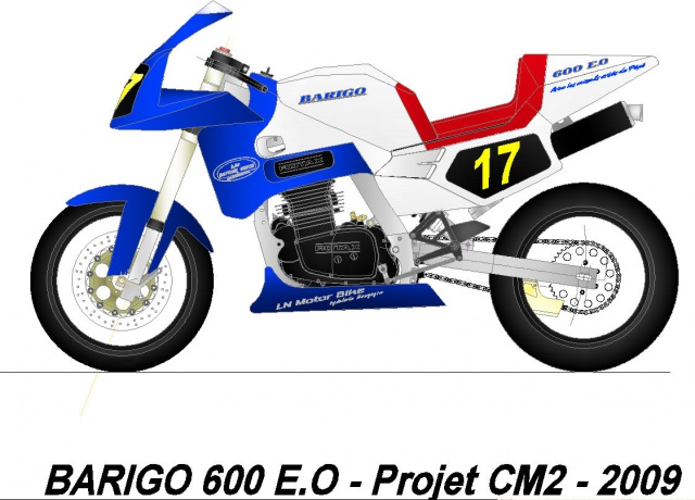 MONO UNO ROTAX RACERS - Page 2 278682BarigoProjetCM22009