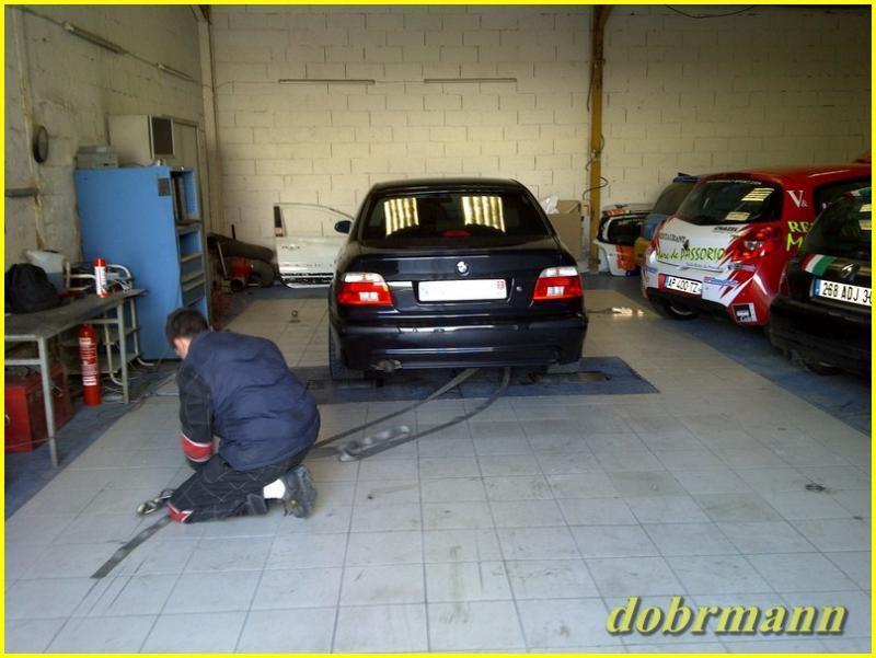 [BMW 530 d E39] Downpipe 279231IMG2011020400042Copier