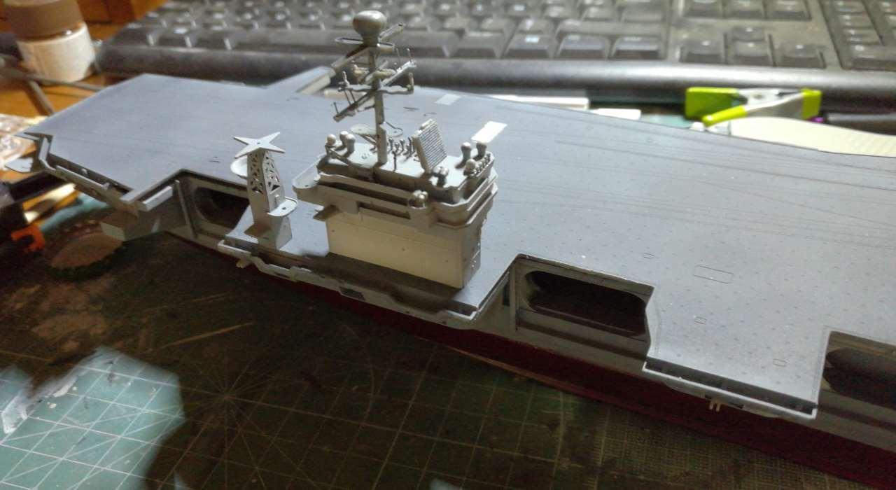 USS Theodore ROOSEVELT CVN-71 [Trumpeter 1/700] - Page 4 280267cvn7156