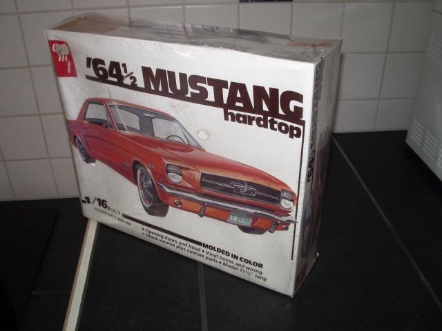 ford mustang 1964 au 1/16 de chez matchbox  280827m00