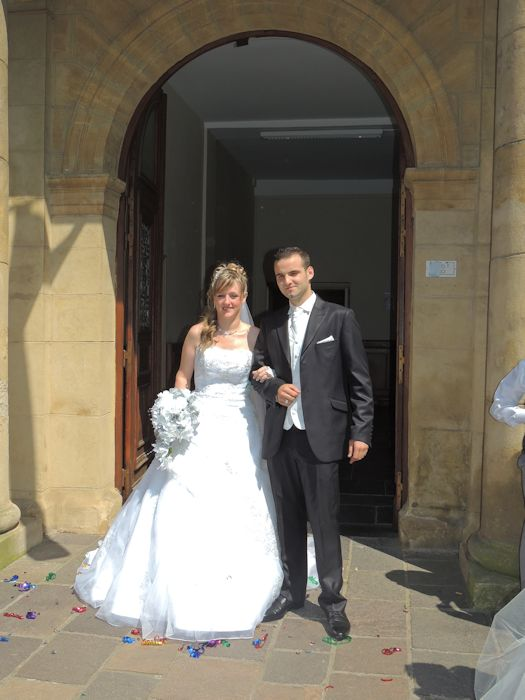 mariage de mon filleul benjamin avec cindy  2808799056