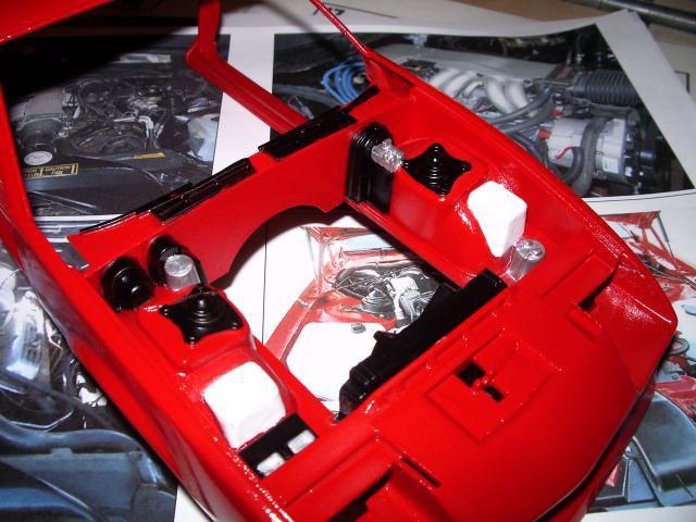 camaro Z-28 IROC de 1987 au 1/16 281591z30