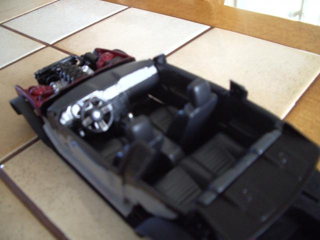 ford mustang GT 2005 au 1/25 28181550m9
