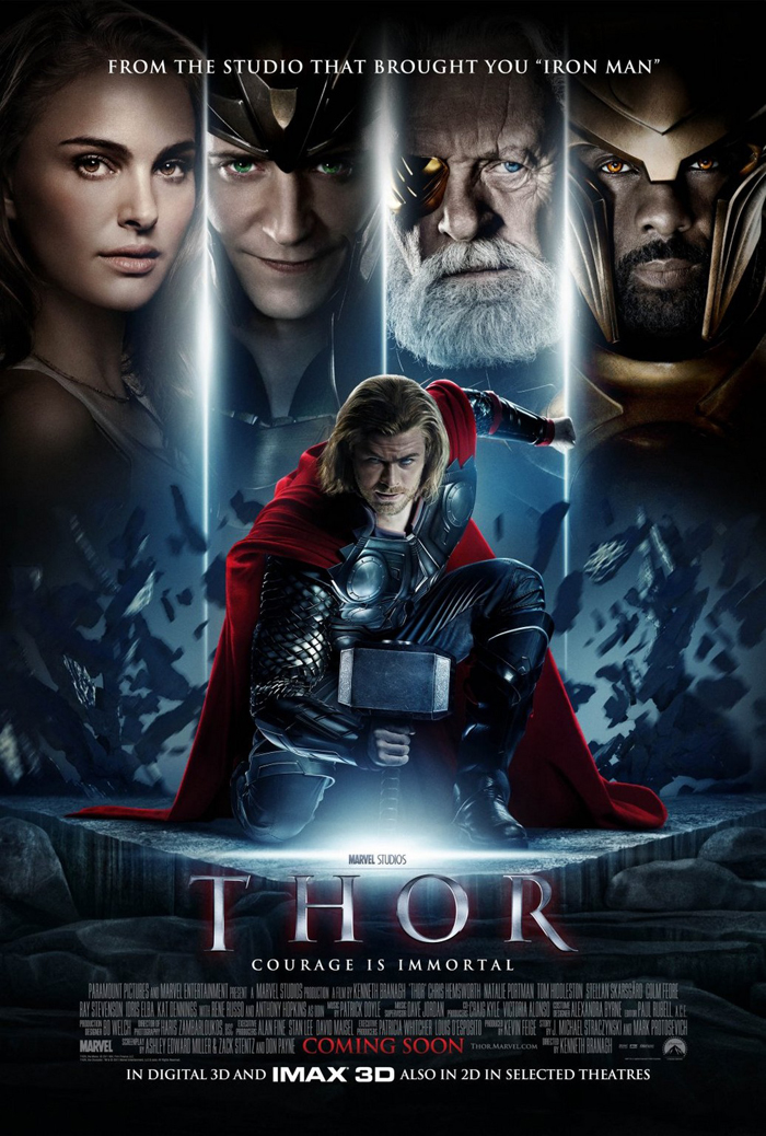 Franchise Marvel/Disney #3 285458ThorAffiche