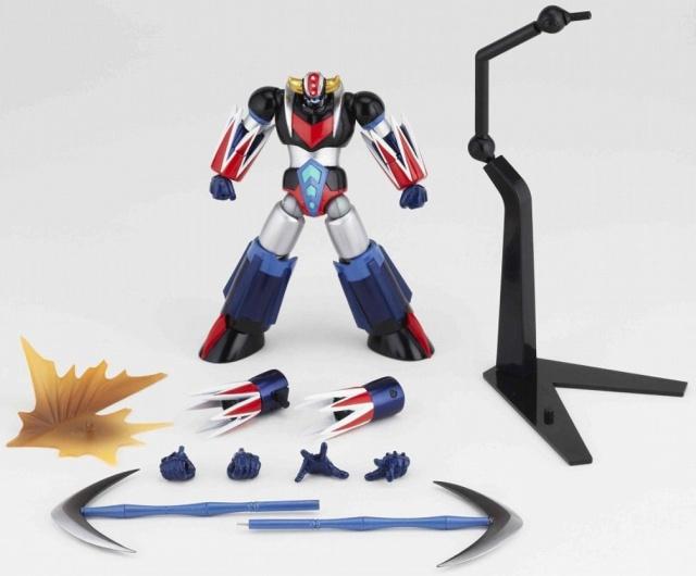 Figurine Revoltech #085 : Grendizer 285526grendizer6