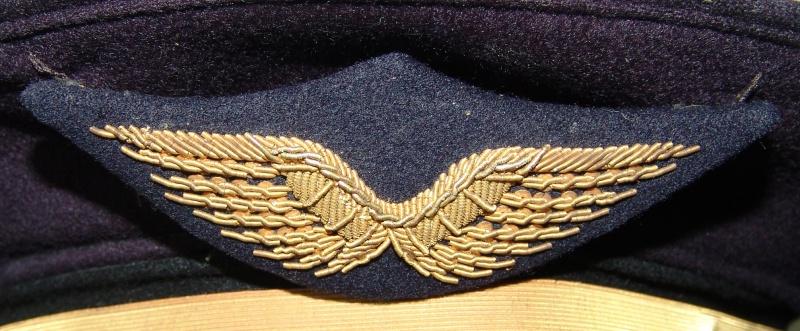 Insigne de casquette armée de l'air 285600DSC05
