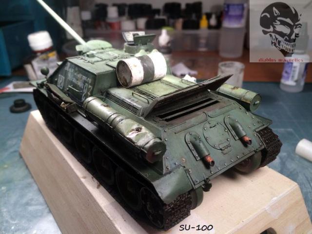 SU-100 marque Dragon 1/35 - Page 2 285611IMG3901