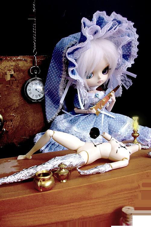 Iyoona's castle ~ Le petit couple [05/08] 286740PresentationKashikoV0