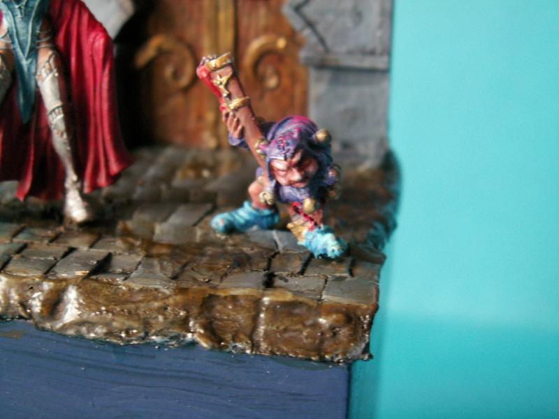 Isabeau la secréte et son porte épée. Marque Rackham 28 Mm 287136PICT0017