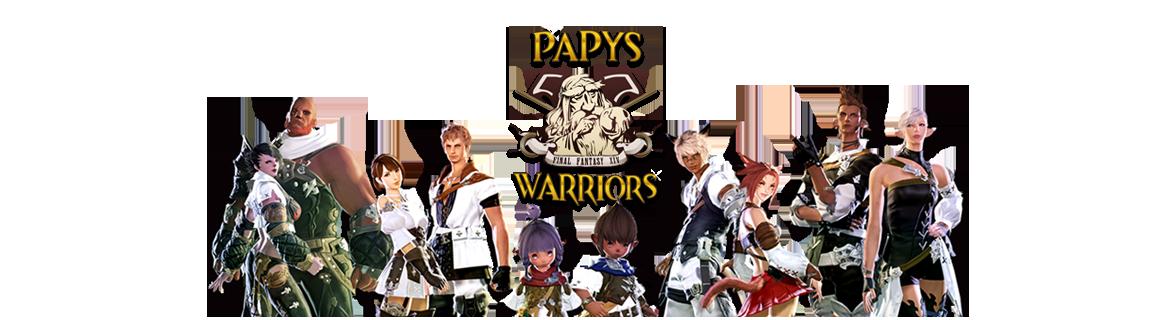 PAPYS WARRIORS