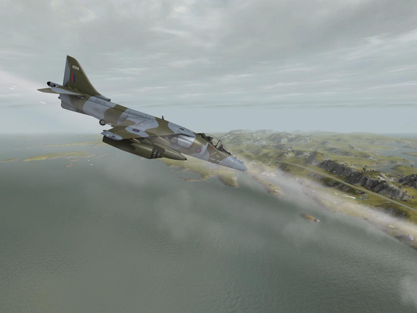 [PR BF2] Mini-Mod Falklands (Malouines)  288128899