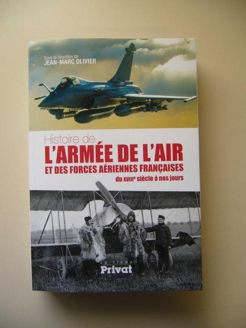Histoire de l'armée de l'air 290202livre