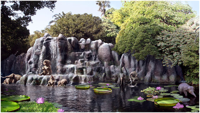 [Tokyo Disneyland] Jungle Cruise : Wildlife Expeditions (8 septembre 2014) 290436ju9