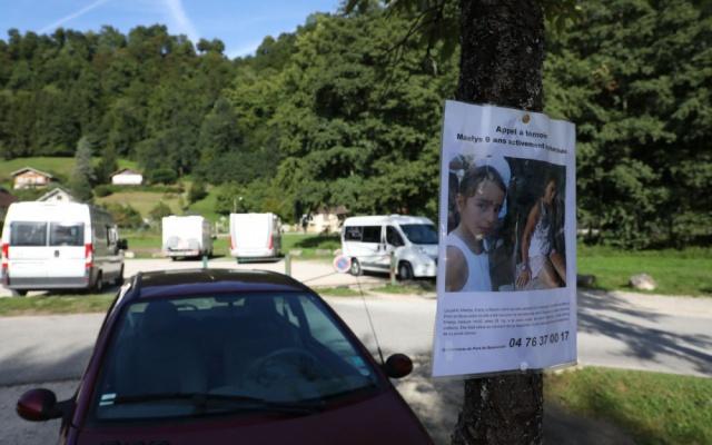 Affaire Maëlys : la voiture du suspect au cœur de l'enquête 290968291