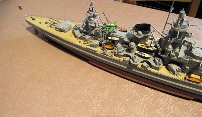 Croiseur de bataille Scharnhorst Heller au 1x400 291403Scharnhorst1x40031
