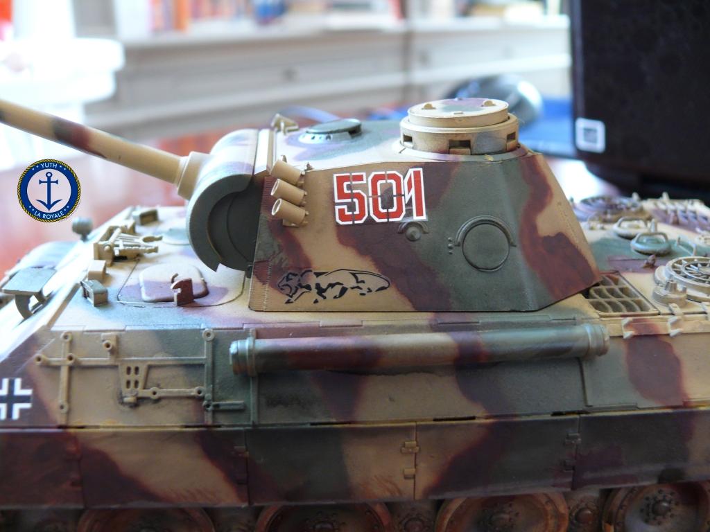 Panzerkampfwagen Panzer V Panther Ausf D. - Page 5 291765panther37