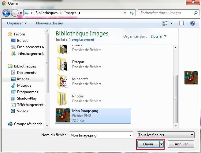 Comment poster une image sur le forum ? 293088choix