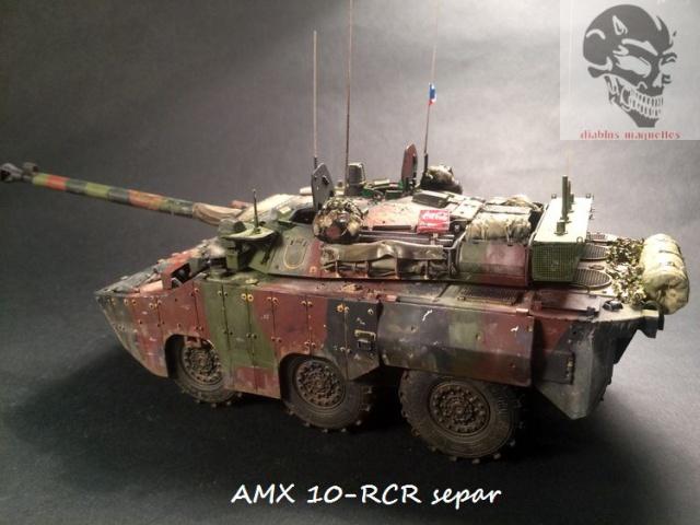 AMX 10 RCR SEPAR maquette Tiger Model 1/35 - Page 3 293661IMG3841