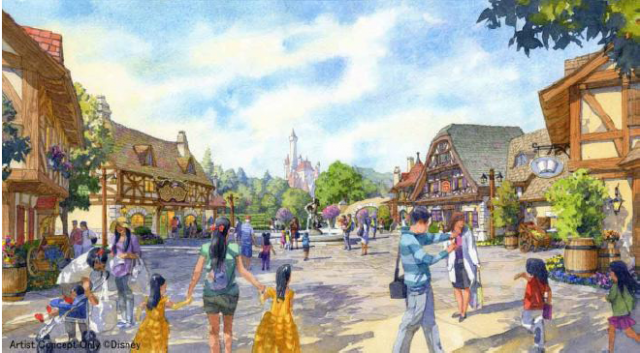 [Tokyo Disneyland] Nouvelles attractions à Toontown, Fantasyland et Tomorrowland (printemps 2020)  - Page 2 293717w452