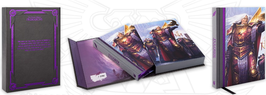 [Horus Heresy] Primarch Series - VI - Fulgrim de Josh Reynolds 293944zdesq