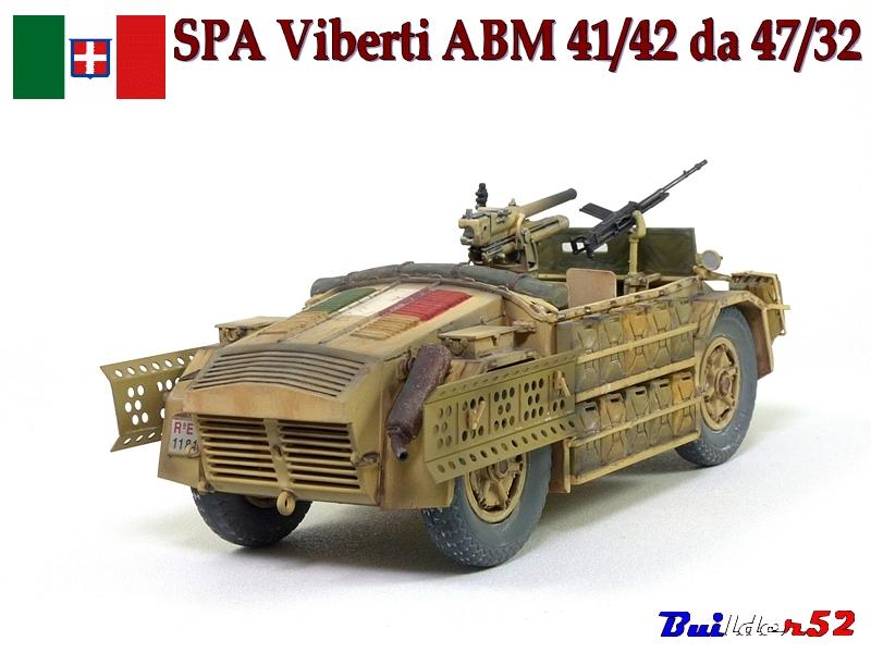 ABM 41/42  AT 47/32 - Italeri 1/35 294281P1050197