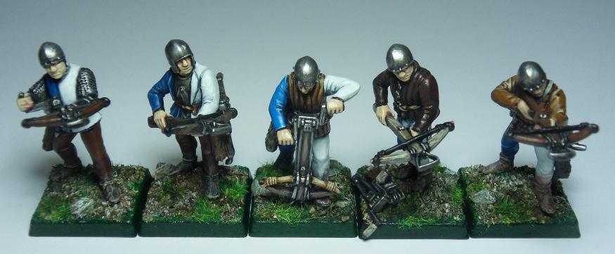 Figurines médiévales (Perry Miniatures) 294315arbaltriers