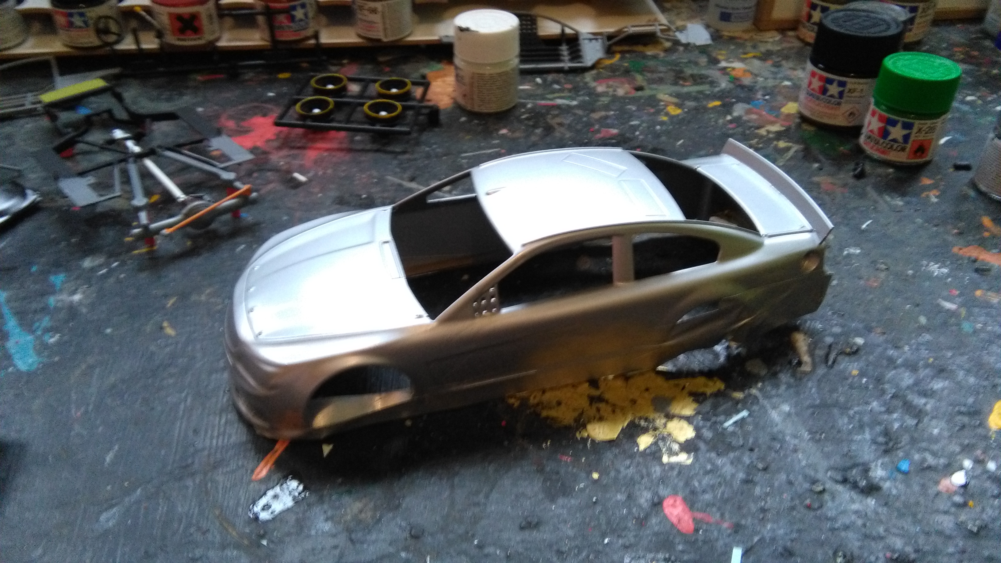 Chevrolet SS 2015 #24 Jeff Gordon 3M 294924IMG20170318172929