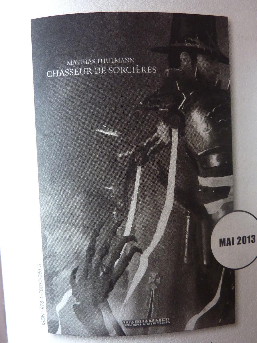 [Black Library] Chasseur de socières de CL Werner 296814Chasseurdesorcire