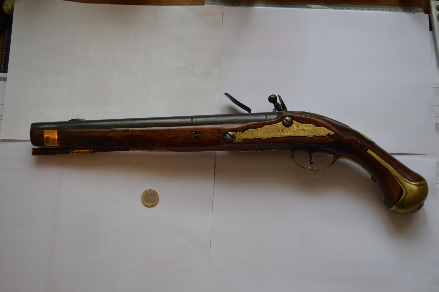 Pistolet 1733 296845DSC1290