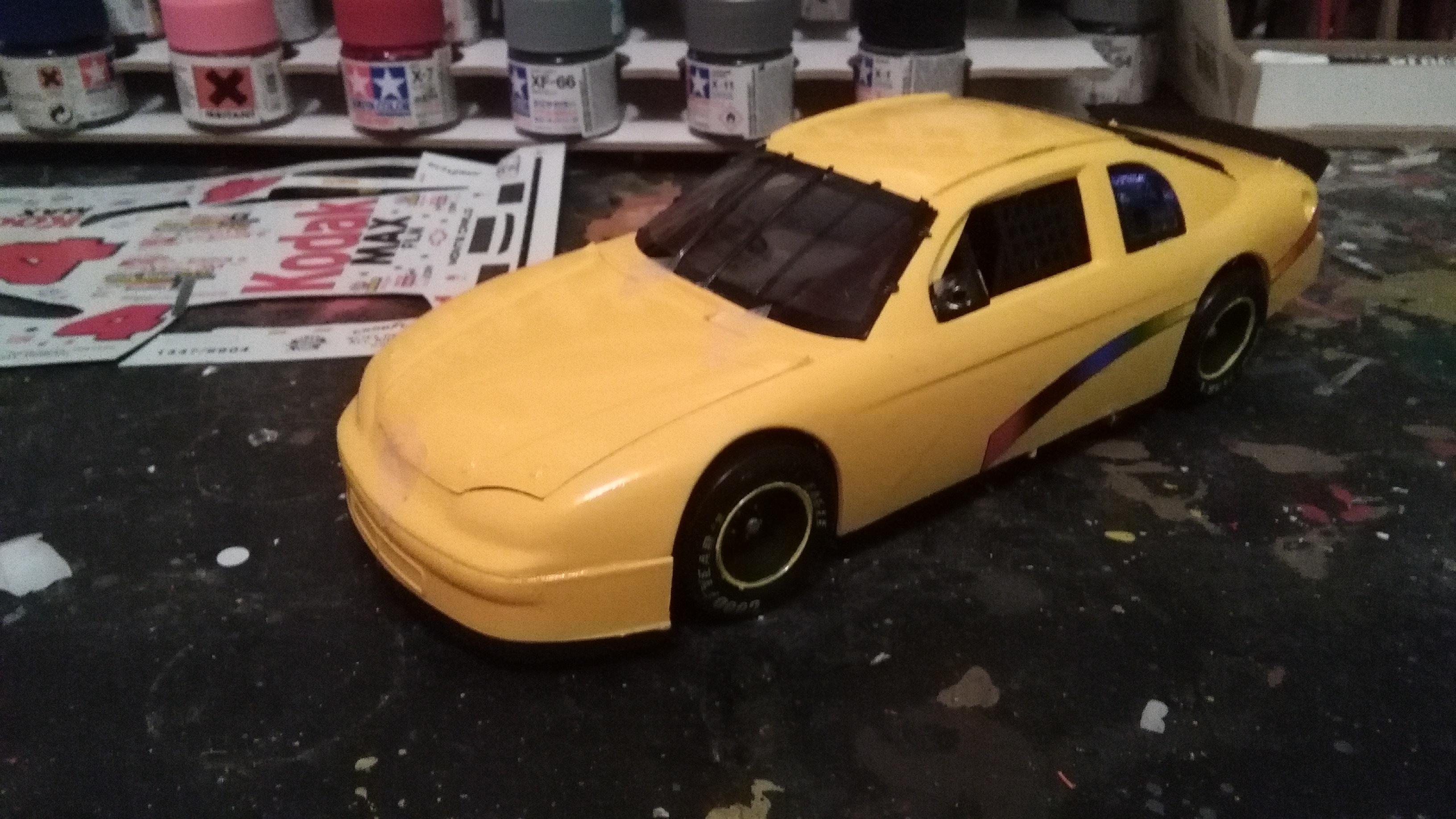 Chevy Monte-Carlo 1998 #4 Bobby Hamilton Kodak  297920C1998418