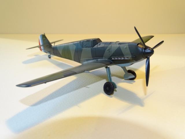 Bf 109 E3 WNr 1304 du JG 76 capturé le 22/11/1939 298217DSC03712