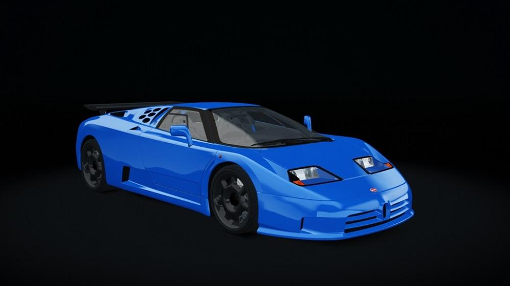 Pack Bugatti (Original Mods) 298730EB110
